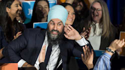 ▶️ It's Safe To Say Jagmeet Singh Was Pretty Happy With His Byelection