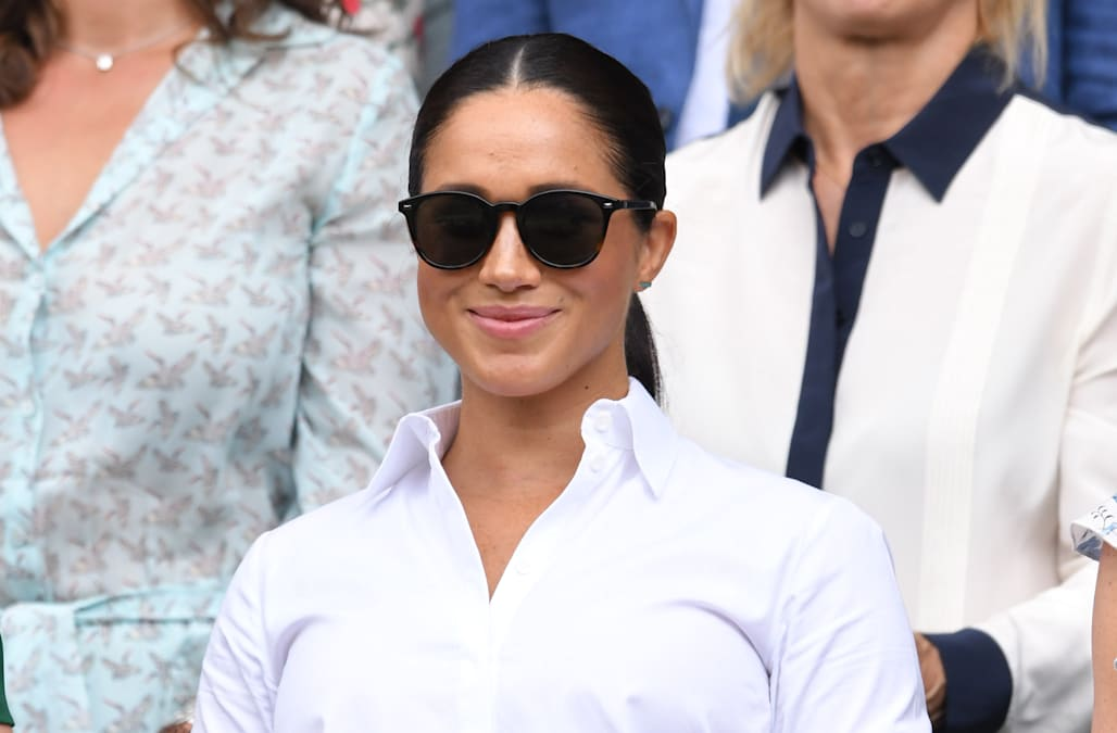 Meghan Markle shares her favorite poem—and it includes a