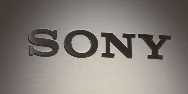 This Nov. 15, 2018, photo shows a Sony logo at its showroom in Tokyo. (AP Photo/Koji Sasahara)