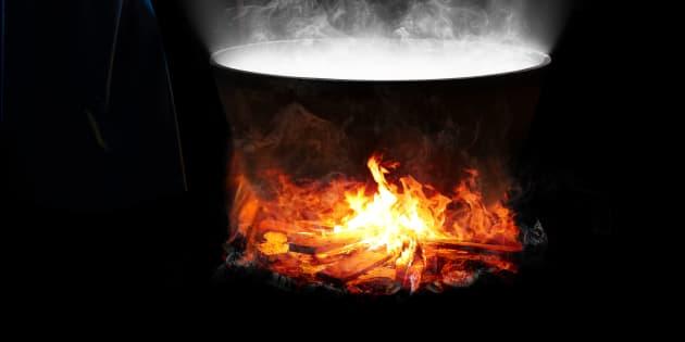 Storia di una sacerdotessa e del fuoco nelle antiche Asturie