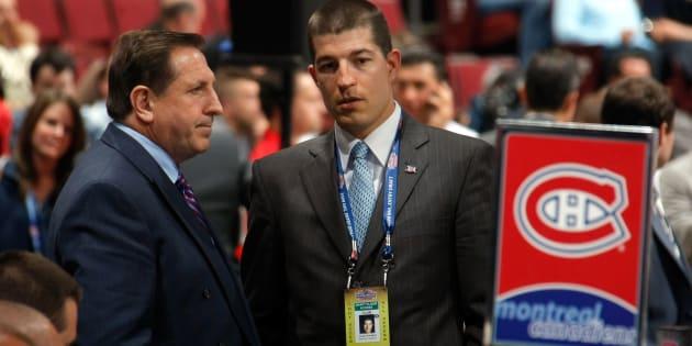 Julien BriseBois (à droite).