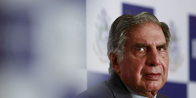Tata Group Chairman Emeritus Ratan Tata attends a panel discussion during the annual general meeting of Indian Merchants' Chamber (IMC) in Mumbai, India, June 18, 2015. REUTERS/Danish Siddiqui