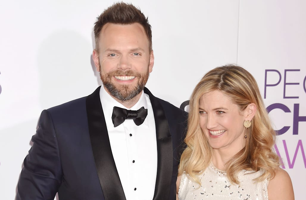 Joel McHale's secrets to a long-lasting marriage: 'My wife ...