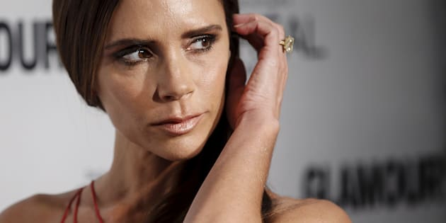 Victoria Beckham has been awarded an OBE