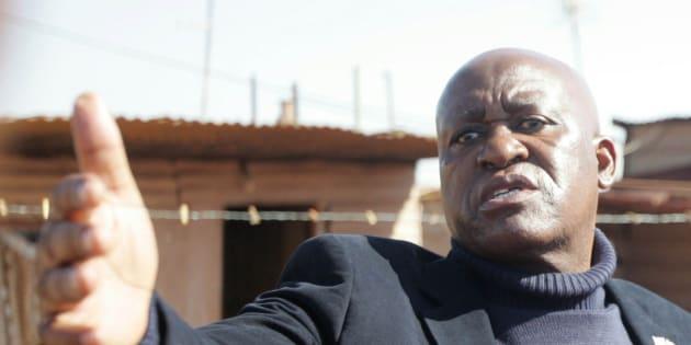 Hawks boss Berning Ntlemeza