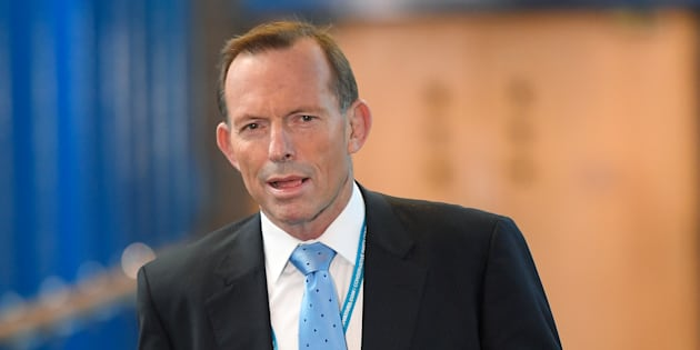 Former PM Tony Abbott is happy innovation has dropped down the coalition agenda.