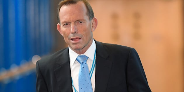 """Tony Abbott: """"I thank the 4.7 million Australians who supported marriage between a man and a woman""""."""
