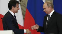 Conte va da Putin. Chiede una mano per la Libia, non per i titoli di Stato (di U. De