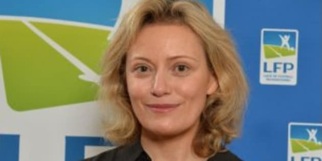 Nathalie Boy De La Tour, ici en 2013, première femme élue présidente de la LFP