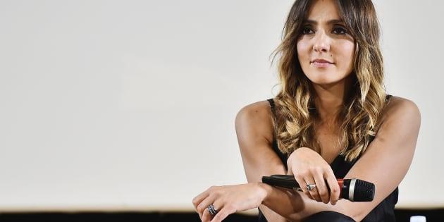 """Ambra Angiolini: """"Bulimia è desiderare di essere amati,"""