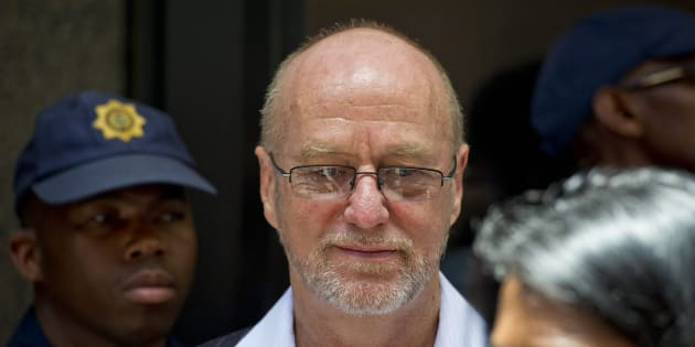 Derek Hanekom, chairperson of the ANC national disciplinary committee, but for how much longer?