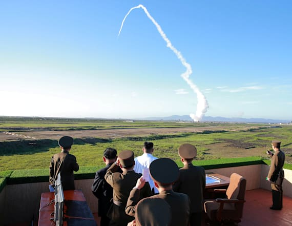 US Confirms: North Korea fires short-range missile