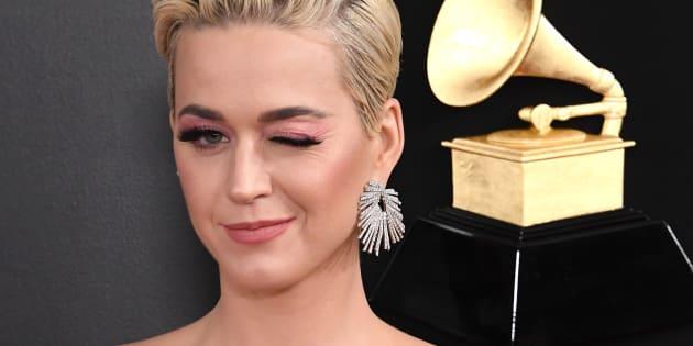 Une bague à 5 millions de dollars — Katy Perry