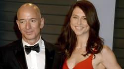 Jeff Bezos, l'homme le plus riche du monde, se
