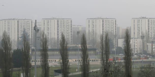Des immeubles à Aulnay-Sous-Bois, près de Paris (Image d'illustration).