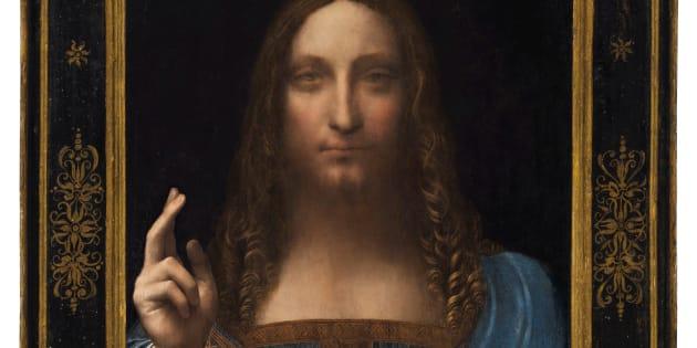Descubren quién pagó $450 millones de dólares por cuadro de da Vinci