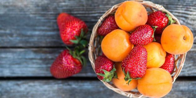 Les fraises et abricots de supermarché ne satisfont pas deux tiers des Français