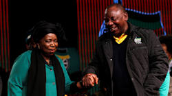The ANC Is In A Fight For The Captainship Of A Sinking