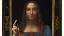 El Da Vinci vendido por 450 millones de dólares ya tiene
