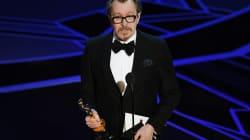 Miglior attore è Gary Oldman per