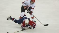 Les anciennes capitaines des équipes de hockey féminin du Canada et des États-Unis ont eu un