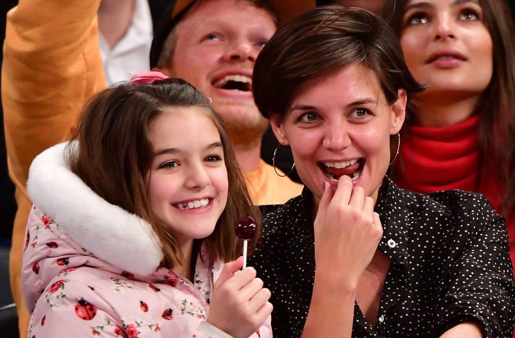 Katie Holmes gave daughter Suri Cruise an epic 13th birthday