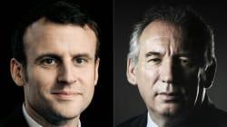 Emmanuel Macron accepte l'offre d'alliance de François