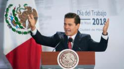El 'cariñito' de AMLO a Peña y el 'estate quieto' a Salvador