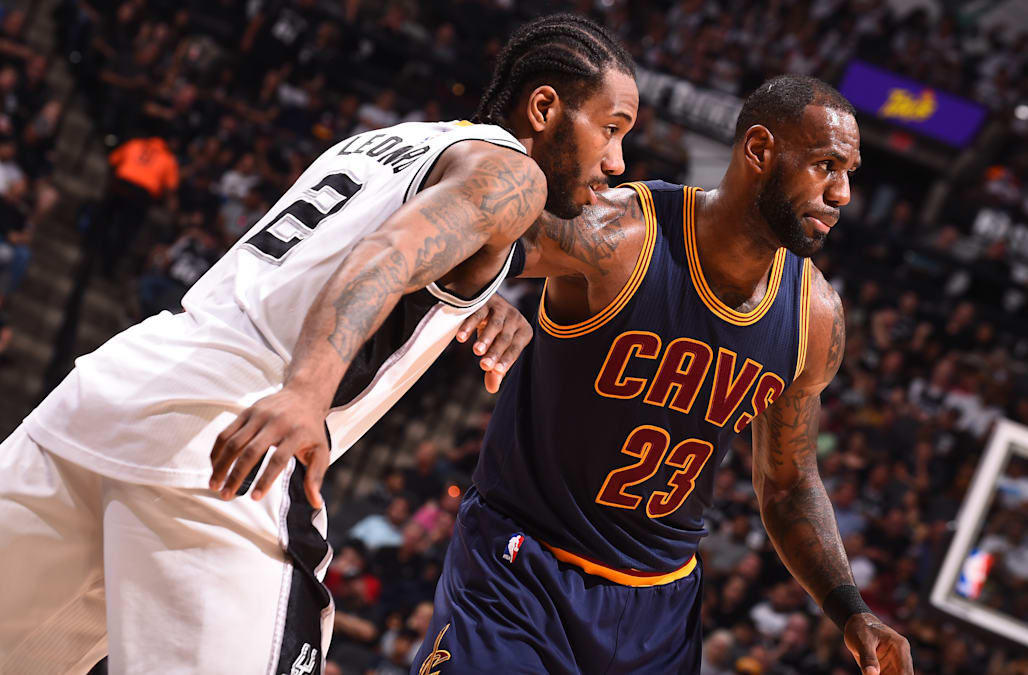 2b408699ce9 Report  Cavs in mix for Spurs  Leonard - AOL News