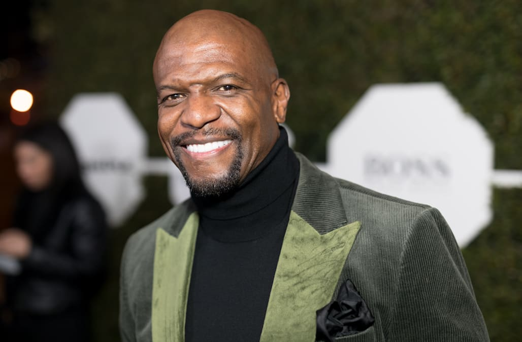 54f2fb4f8 Terry Crews said he still has to send checks to the agency that employs the  man who allegedly sexually assaulted him.