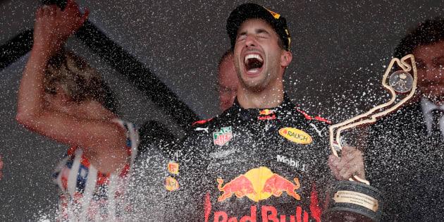 Daniel Ricciardo arrasa en el Gran Premio de Mónaco