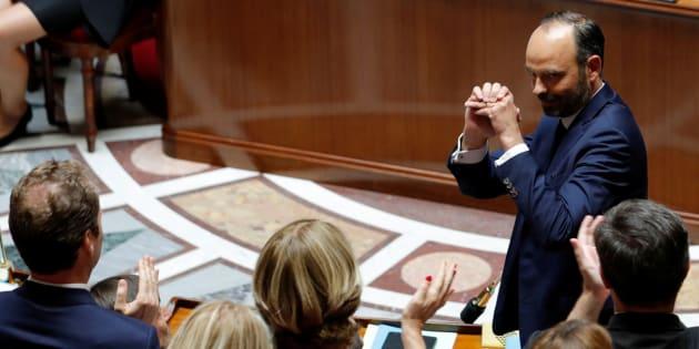 Contre-maître des réformes, Edouard Philippe contraint de multiplier les reports dans son discours de politique générale.