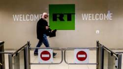 Les médias pro-Kremlin RT France et Sputnik finalement admis à