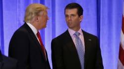 Le fils de Trump publie ses échanges secrets avec WikiLeaks pendant la campagne