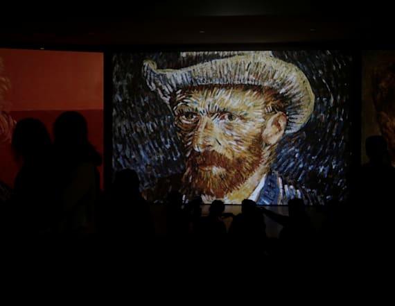 Drawing recently confirmed as the work of van Gogh