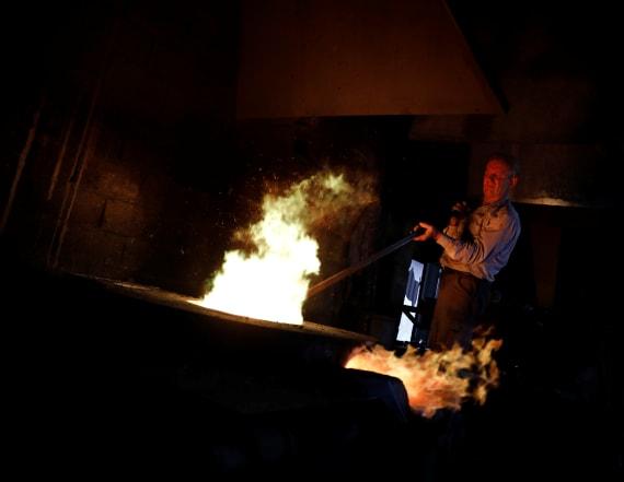 Greece's last bellmakers keep trade alive