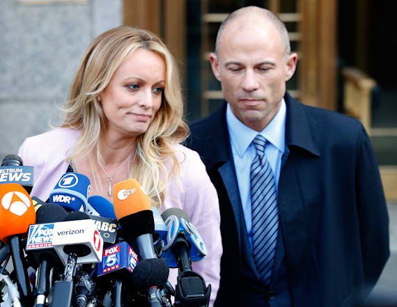 Daniels' lawyer: Mysterious DVD 'locked and loaded'