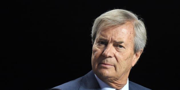 Soupçonné de corruption, Vincent Bolloré est placé en garde à vue