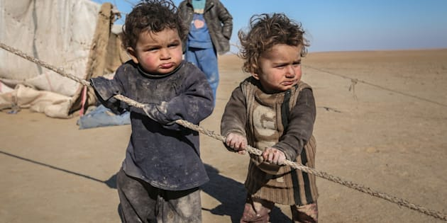 """""""We are seeing a mental health crisis among Syrian children and if we do not act now, it will be very difficult to undo the damage done."""""""