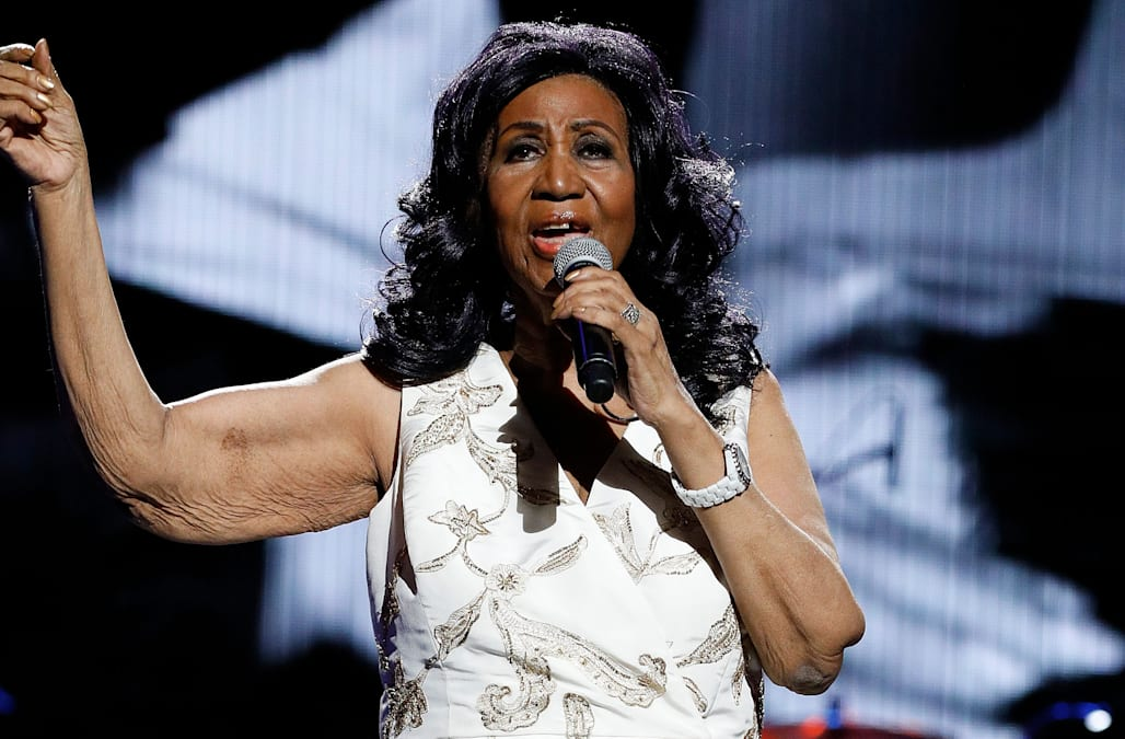 Aretha Franklin's death reportedly 'imminent': She's 'been ill for a long time' - AOL Entertainment