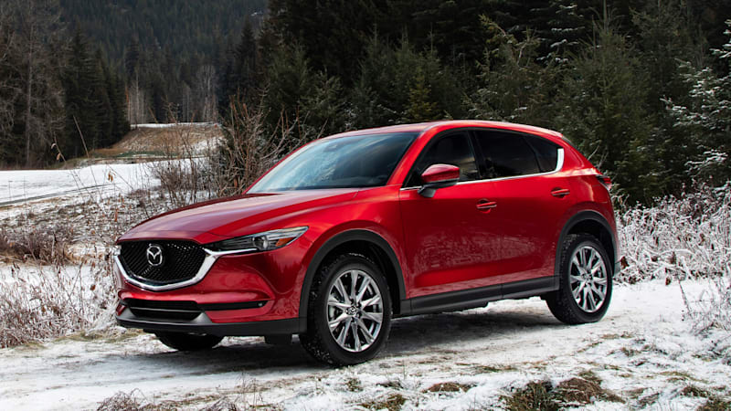 2019 Mazda CX-5 Turbo Drivers