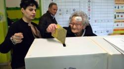 Nonna Luisa va al seggio a 106 anni,