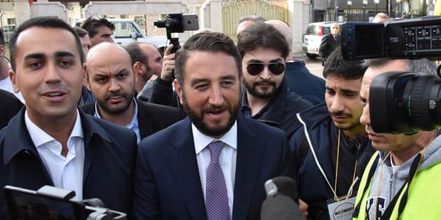 Grillo irrompe a Palermo, su autonomia scontro con Lega