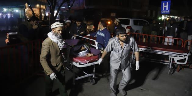 Kabul, attentato provoca almeno 40 morti e 80 feriti