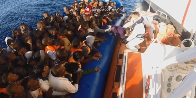 Sbarca a Catania la nave Moas, a bordo ragazzino ucciso
