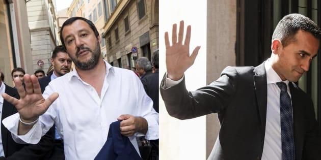 Governo Salvini Di Maio, avvertimento francese
