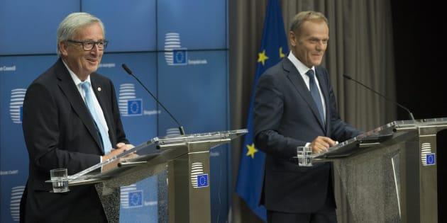 Tusk boccia proposta May sui cittadini Ue: peggiora la situazione