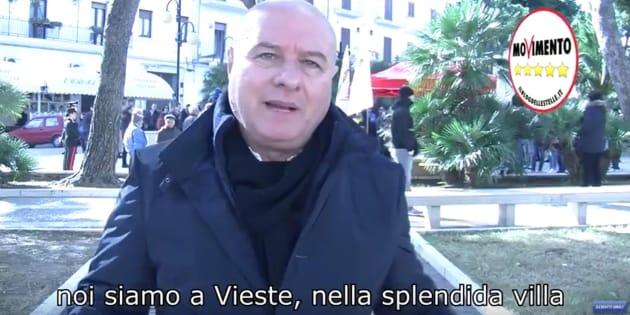 """Di Maio vuole espellerlo, ma Tasso resiste: """"La mia posizione non è incompatibile con le regole M5S"""""""