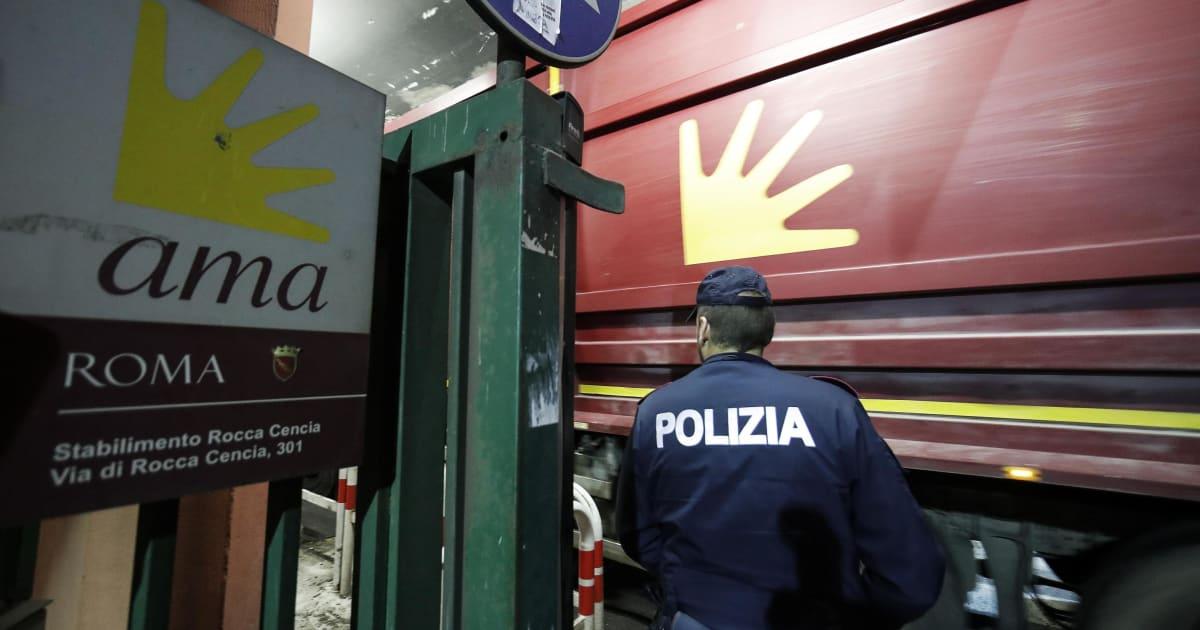 Rogo all'impianto di rifiuti a Roma: la Procura indaga per incendio colposo