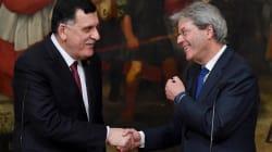 La missione italiana in Libia appesa al voto di due uomini (di U. De